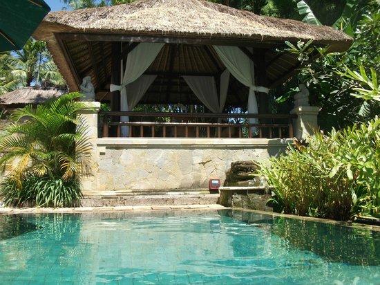 Melia Bali Indonesia: Dining Pavillion