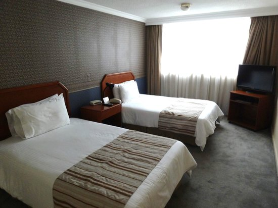 Chico Imperial Suites : bedroom