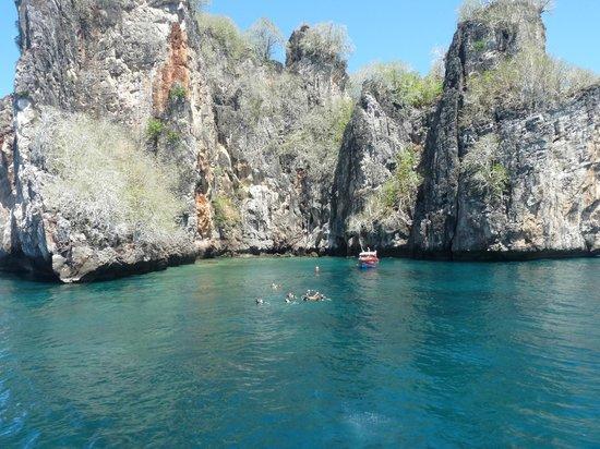 Club Med Phuket: iles koh phi phi