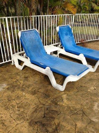 Kawann Beach Hotel : Espace détente