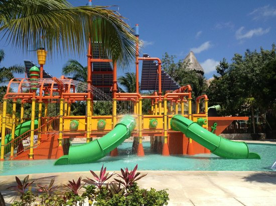 Iberostar Paraiso Maya: New kids area