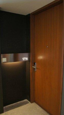 Hansar Bangkok Hotel: 1716