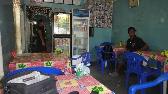 Taotin Restaurant: inside restaurant