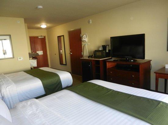 Cobblestone Hotel Suites Seward Ne