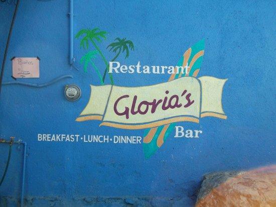 Gloria's Restaurant: Bienvenido!