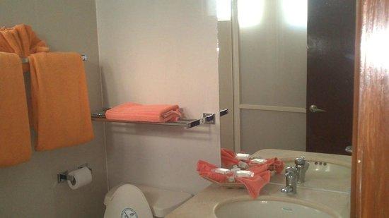 Hotel Casa Virreyes : Bathroom