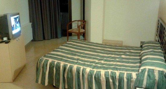 Hotel Bruc: habitación