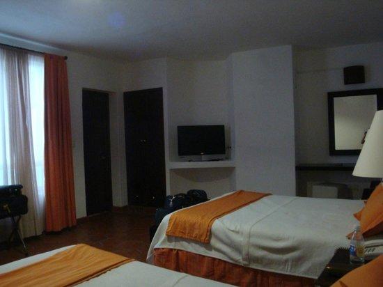 Hotel Casa Virreyes: Room