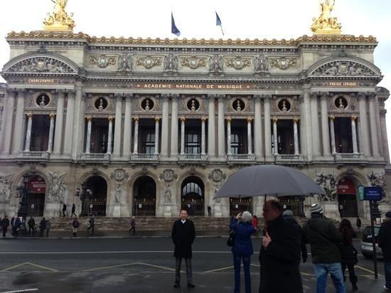 Palais Garnier - Opera National de Paris: オペラ座