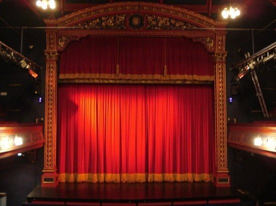 Pomegranate Theatre: House tabs