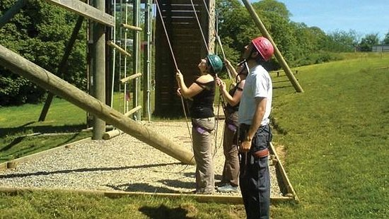 Morfa Bay Adventure: High Ropes