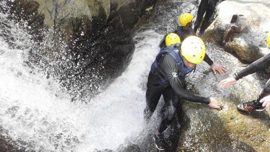 Morfa Bay Adventure: Coasteering