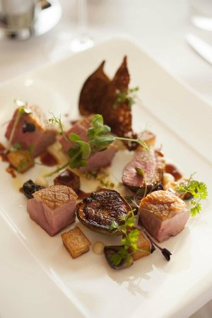 St Kyrans Country House & Restaurant: Duck