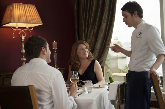 St Kyrans Country House: Head Chef Conor Mc Cann