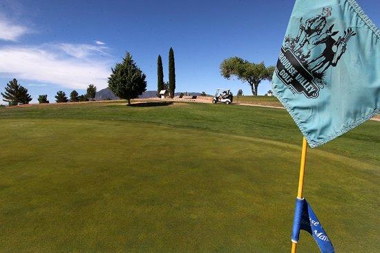 Turquoise Valley Golf Restaurant & Bar: 1 Green