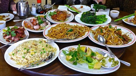 Cheung Hing : What a feast!!