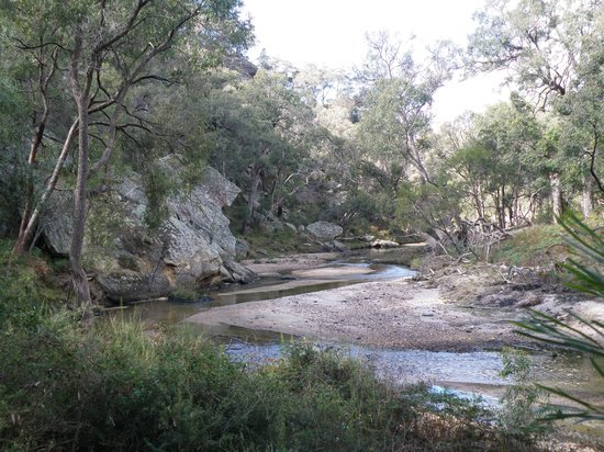 Mudgee, Australia: Good for paddling