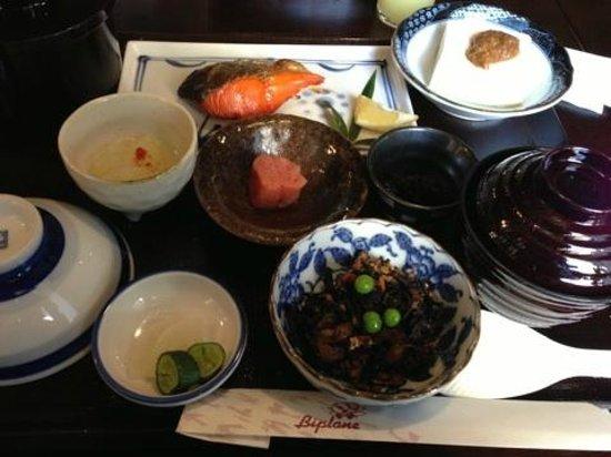 Fukui Hotel: 和定食