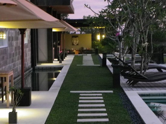 The Puncak: Designed & intimate rooms