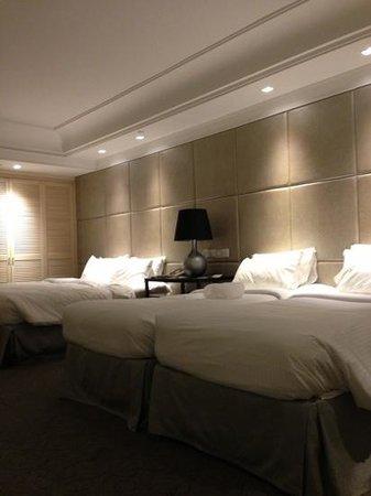York Hotel: premier room