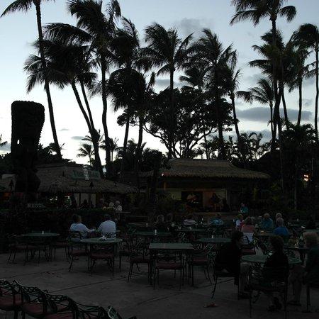 Kaanapali Beach Hotel: grounds