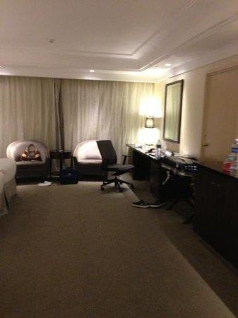 โรงแรมยอร์ค: premium room