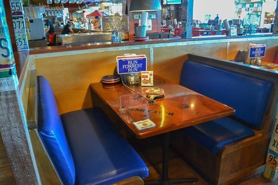 Bubba Gump Shrimp Co. : | Interior |