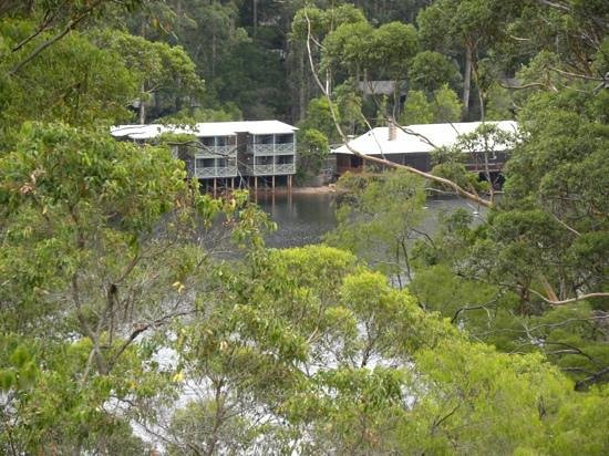 Karri Valley Resort: stunning location