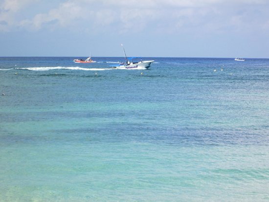 Occidental Cozumel: plage