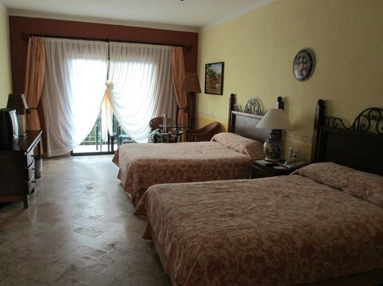 Occidental Grand Cozumel: chambre