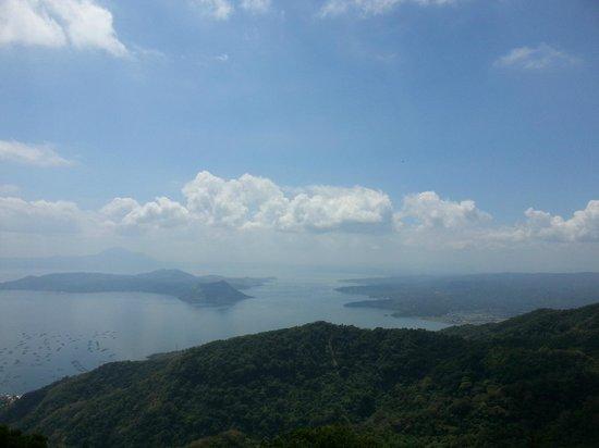 The Inn at Cliffhouse Tagaytay: view