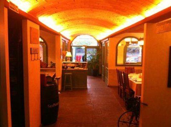 Restaurante La Vila : entrada