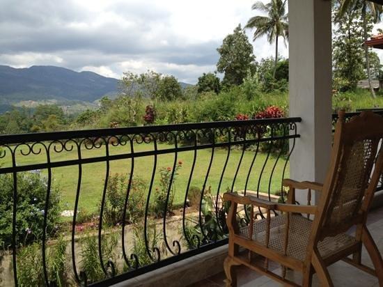 Elegant Hotel: balcony 1