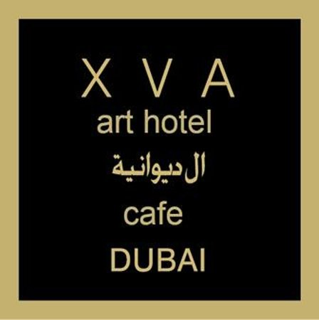 Xva cafe for Xva art hotel dubai