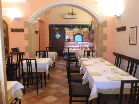 Arrosteria dell'Itria di Gabriella: Ambiente accogliente e climatizzato!!!