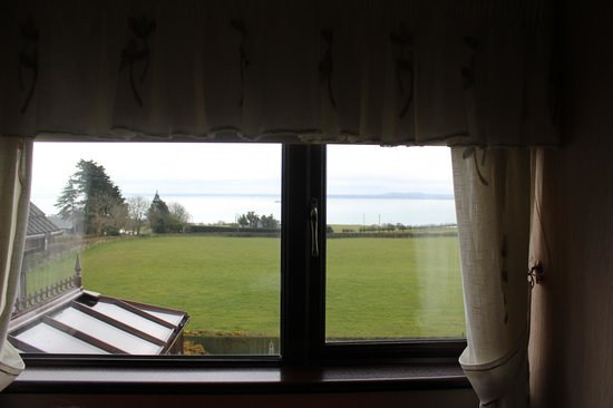 Seascape Country House: Loved our view