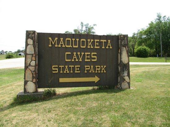 Maquoketa (IA) United States  city images : Maquoketa Caves State Park Picture of Maquoketa Caves State Park ...