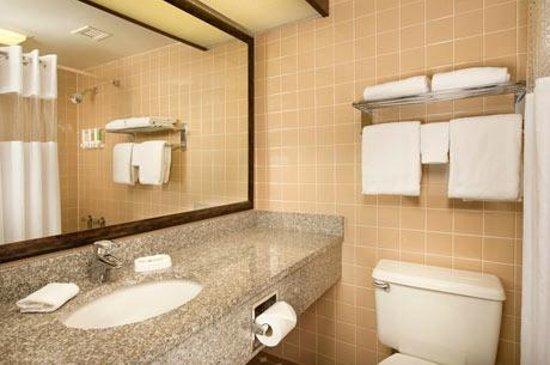 Drury Inn & Suites St. Louis Fenton: Bathroom