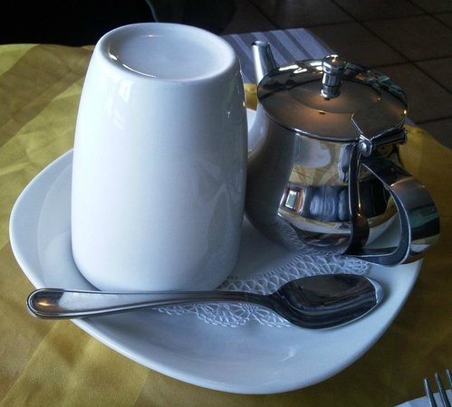 Cambo Beach Restaurant : tea-time...