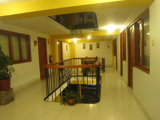 Tierrandina: segundo piso