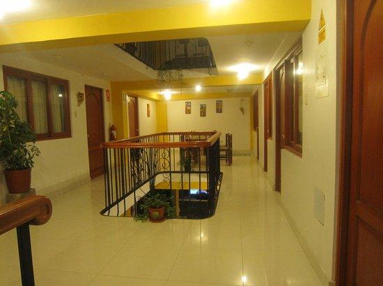 Tierrandina: tercer piso