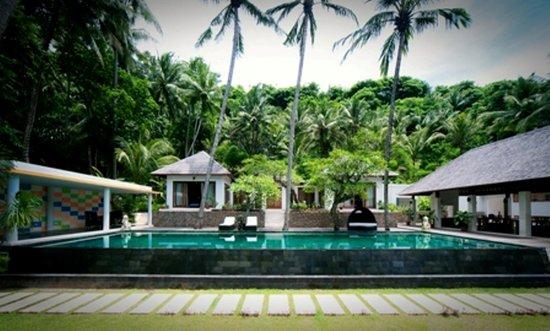 Kebun Villas & Resort: Room