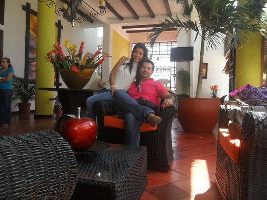 Sansiraka Hotel: Lobby