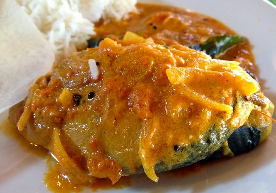Masala Fort : Fish to die for!