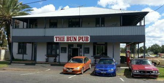 The Bun Hotel: The Bun Pub