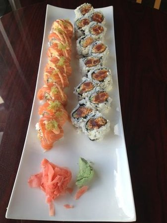 Chef Leu's House: sushi