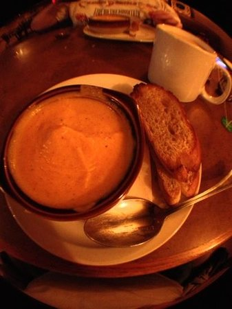 Feile Restaurant & Pub: Butternut Soup