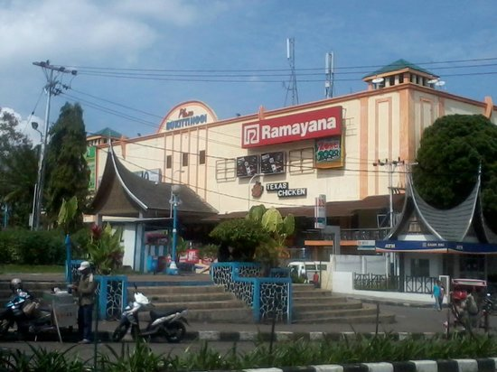 Ramayana Departmental Store Picture Of Grand Rocky Hotel