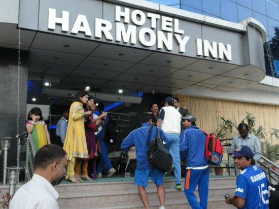 Hotel Harmony Inn: Hotel name image