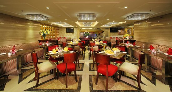 Golden Silk Boutique Hotel: Oriental Restaurant